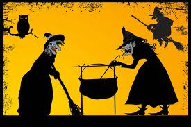 Witches Brewing